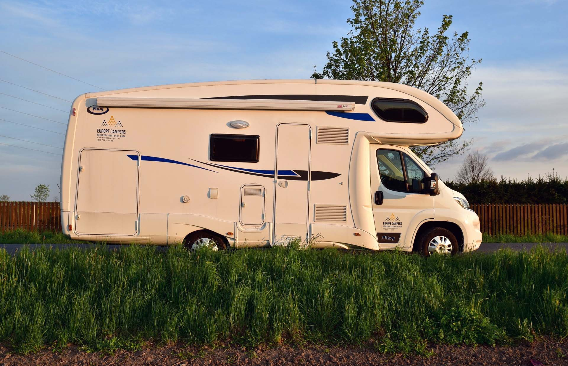 Europe Campers P.L.A. Plasy P70G